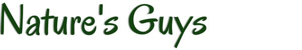 Nature's Guys Logo