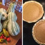 cushaw squash pie recipe